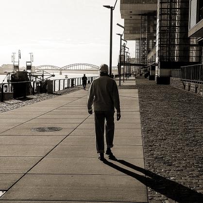Fühlen Sie sich zur Zeit alleine auf Ihrem Weg?